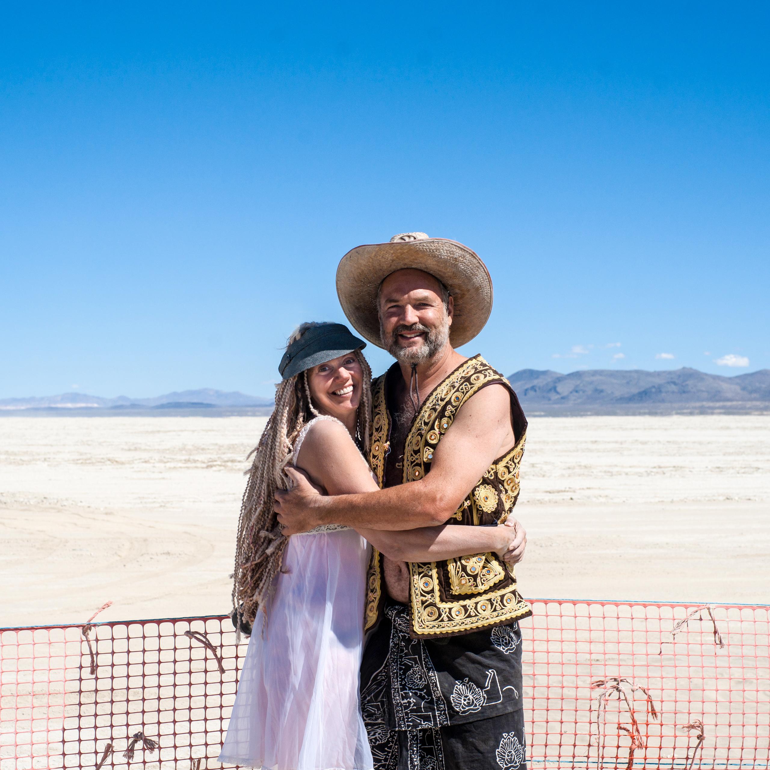 Kathy & Jason