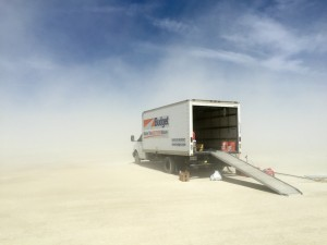 Budget Truck rentals rock