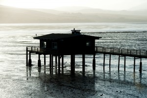 House on the pier