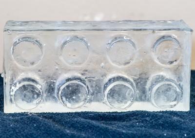 Glass Lego