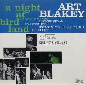 Art Blakey: a night at birdland