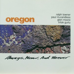 Oregon: Always, Never, and Forever