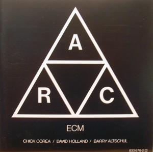 Chick Corea / David Holland / Barry Altscholl: ARC