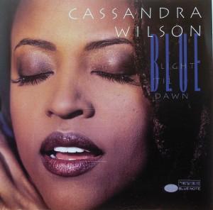 Cassandra Wilson: Blue Dawn