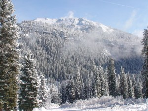 Winter in Lassen