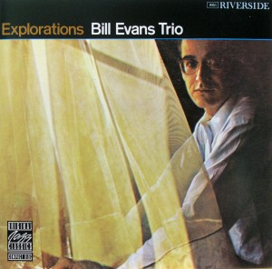 Bill Evans Trio: Explorations