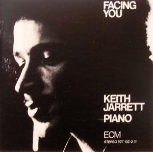 Keith Jarrett: Facing You