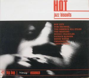 Hot jazz biscuits