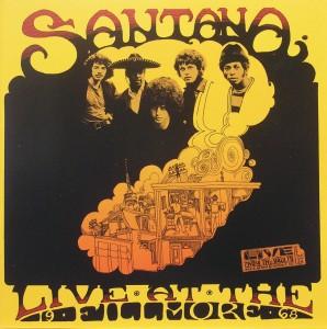 Santana: Live at the Fillmore