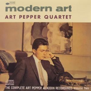 Art Pepper Quartet: modern art