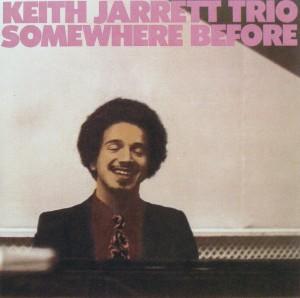 Keith Jarrett Trio: Somewhere Before