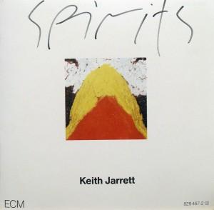 Keith Jarrett: Spirits