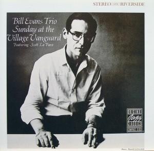 Bill Evans Trio: Sunday at the Village Vanguard