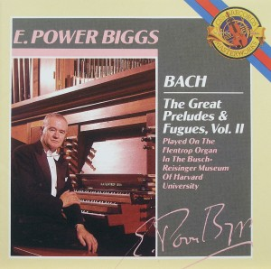Bach: The Great Preludes and Fugues, Vol. II