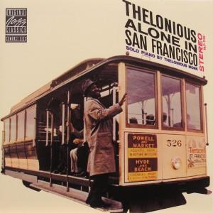 Thelonius Monk: Thelonius Alone in San Francisco