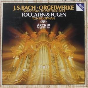 Bach: Toccaten & Fugen