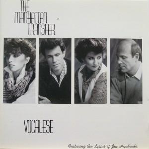 The Manhatten Transfer: Vocalese